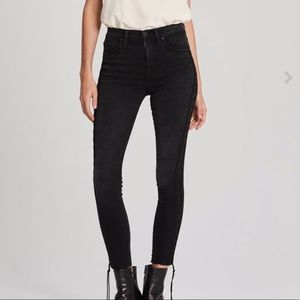 Hudson Riley Crop Jeans